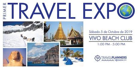Travel EXPO / Travel Planners, micrucero.com & Expedia CentrodeCruceros boletos