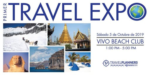 Travel EXPO / Travel Planners, micrucero.com & Expedia CentrodeCruceros