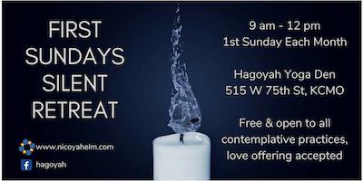 First Sundays Silent Retreat - November 2019