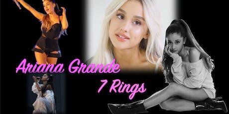 Ariana Grande Heels Workshop with Victoria Inacio tickets