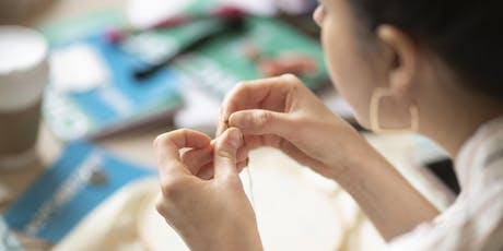 Fashion Embroidery Workshop tickets