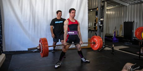 StorieStrong 3 Lift - Novice Powerlifting Competition - Dec 19 tickets