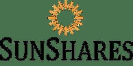 Bay Area SunShares Webinar tickets