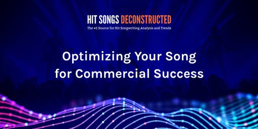 Optimizing Your Song for Commercial Success