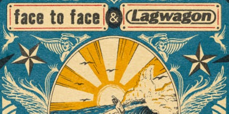 Face To Face + Lagwagon tickets