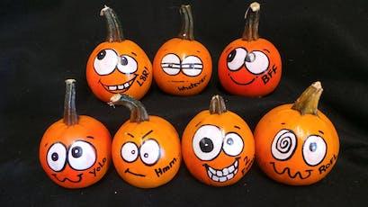 Kids Pumpkin Painting tickets