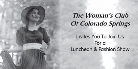 WCCS Fundraiser Luncheon & Fashion Show tickets