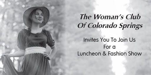 WCCS Fundraiser Luncheon & Fashion Show