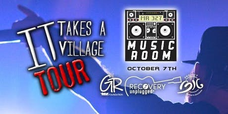 It Takes A Village Tour - The Music Room tickets