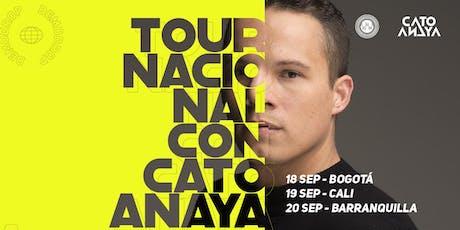 Tour Nacional con Cato Anaya - Barranquilla entradas
