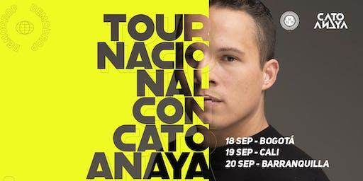 Tour Nacional con Cato Anaya - Barranquilla