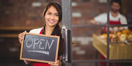 Getting Started in Small Business Ownership and Reducing Risks tickets