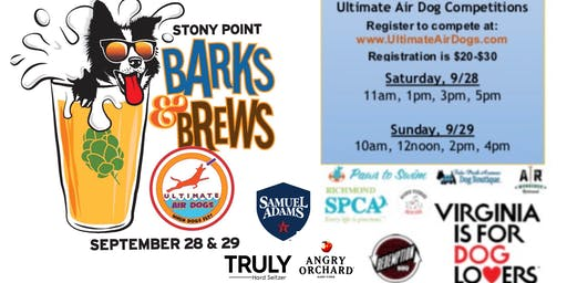 Barks & Brews: Featuring Ultimate Air Dog Competitions