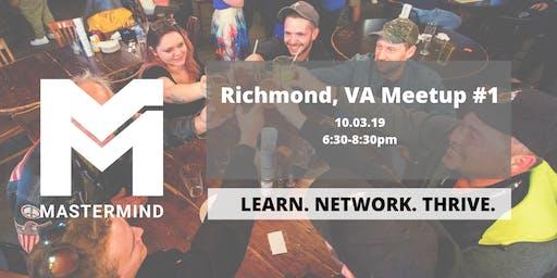 Richmond, VA Home Service Professional Networking Meetup  #1