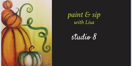 Easton Paint & Sip Party tickets