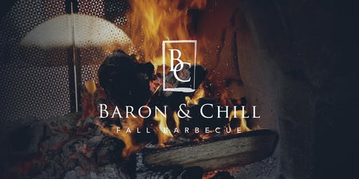 Baron and Chill Fall Barbecue and Pickup Party