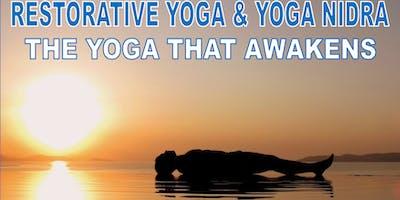 Restorative Yoga with Yoga Nidra