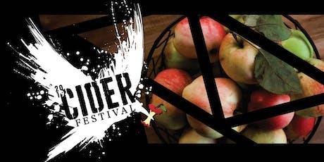 Cider Fest - Sept. 2019 tickets