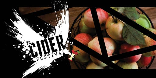 Cider Fest - Sept. 2019