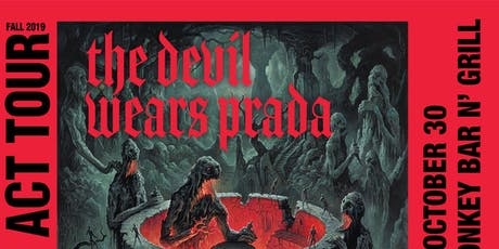 The Devil Wears Prada w/ Norma Jean & Gideon tickets