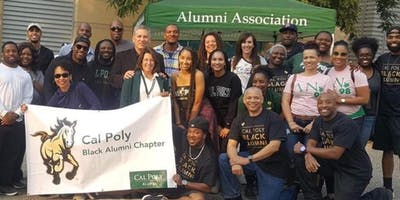 7th Annual Cal Poly Black Alumni Chapter Tailgate and BBQ