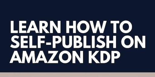Learn the Basics of Self-Publishing on Amazon KDP
