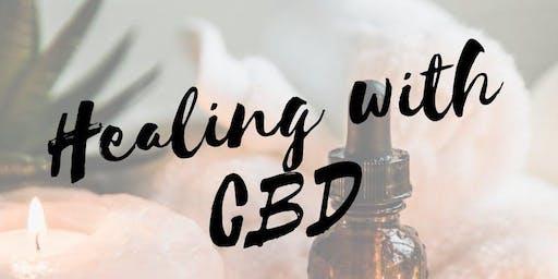 Healing with CBD!