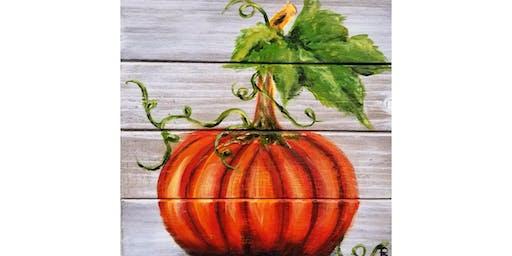 9/23 - Pumpkin on Wood @ Eastlake Bar & Grill, Seattle