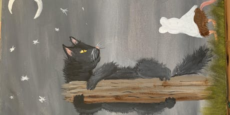Kitty and the Ghost Painting tickets
