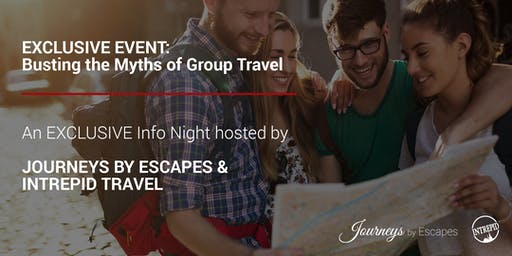 Busting the Myths of Group Travel