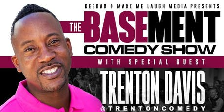 The Basement Comedy Show tickets