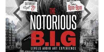 Levels Audio Art Experience: Notorious BIG-Ready To Die