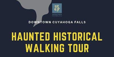 Downtown Cuyahoga Falls Haunted Historical Walking Tour