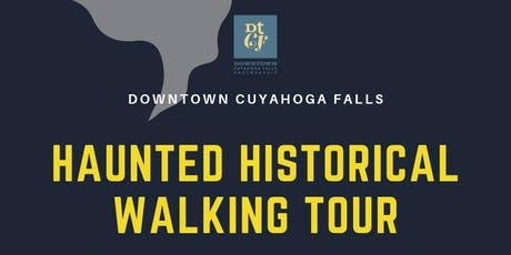 Downtown Cuyahoga Falls Haunted Historical Walking Tour tickets