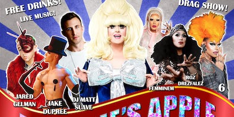 MADAME'S APPLE hosted by Lady Bunny (presented by Chappy x Dream Line) tickets