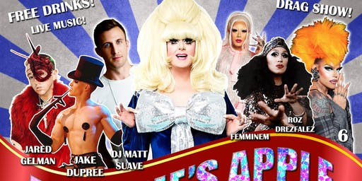 MADAME'S APPLE hosted by Lady Bunny (presented by Chappy x Dream Line)