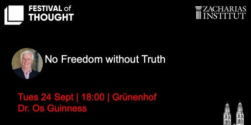 No Freedom without Truth
