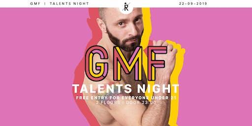GMF Talents Night 09/19