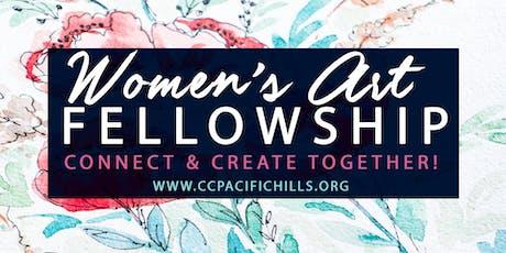 Women's Art Fellowship tickets