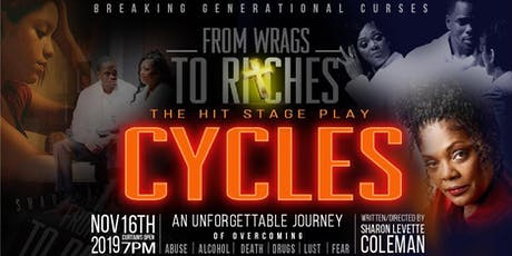 CYCLES	A From Wrags to Ritches Production tickets