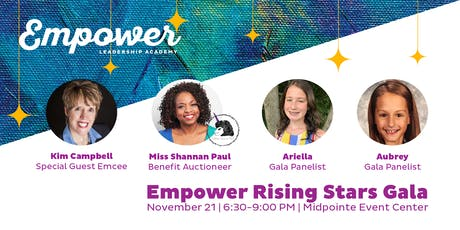 Empower Rising Stars Gala tickets