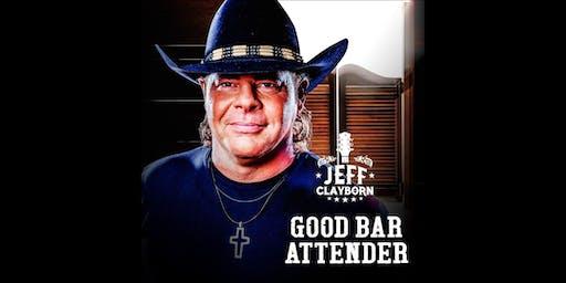 Jeff Clayborn - GOOD BAR ATTENDER TOUR