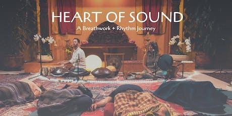 Heart of Sound: A Breathwork & Rhythm Journey tickets