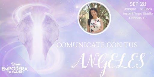 Comunicate Con Tus Angeles