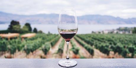 Orin Swift Cellars Wine Dinner tickets