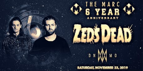 11.23 | ZEDS DEAD | THE MARC 6 YEAR ANNIVERSARY | SAN MARCOS TX tickets