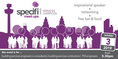 Liverpool Meet Up - Building Services tickets