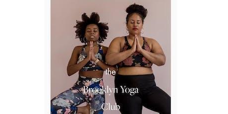 BK Yoga Club  BK BEATS 2/3 tickets