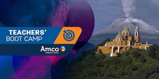 Amco Teachers' Boot Camp   Sede Puebla