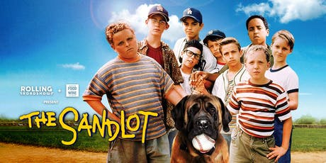 The Ultimate SANDLOT Movie Party w/ Cast Live in Person tickets